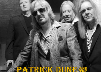 Patrick Dune and The DesertHearts Single Release MARIA